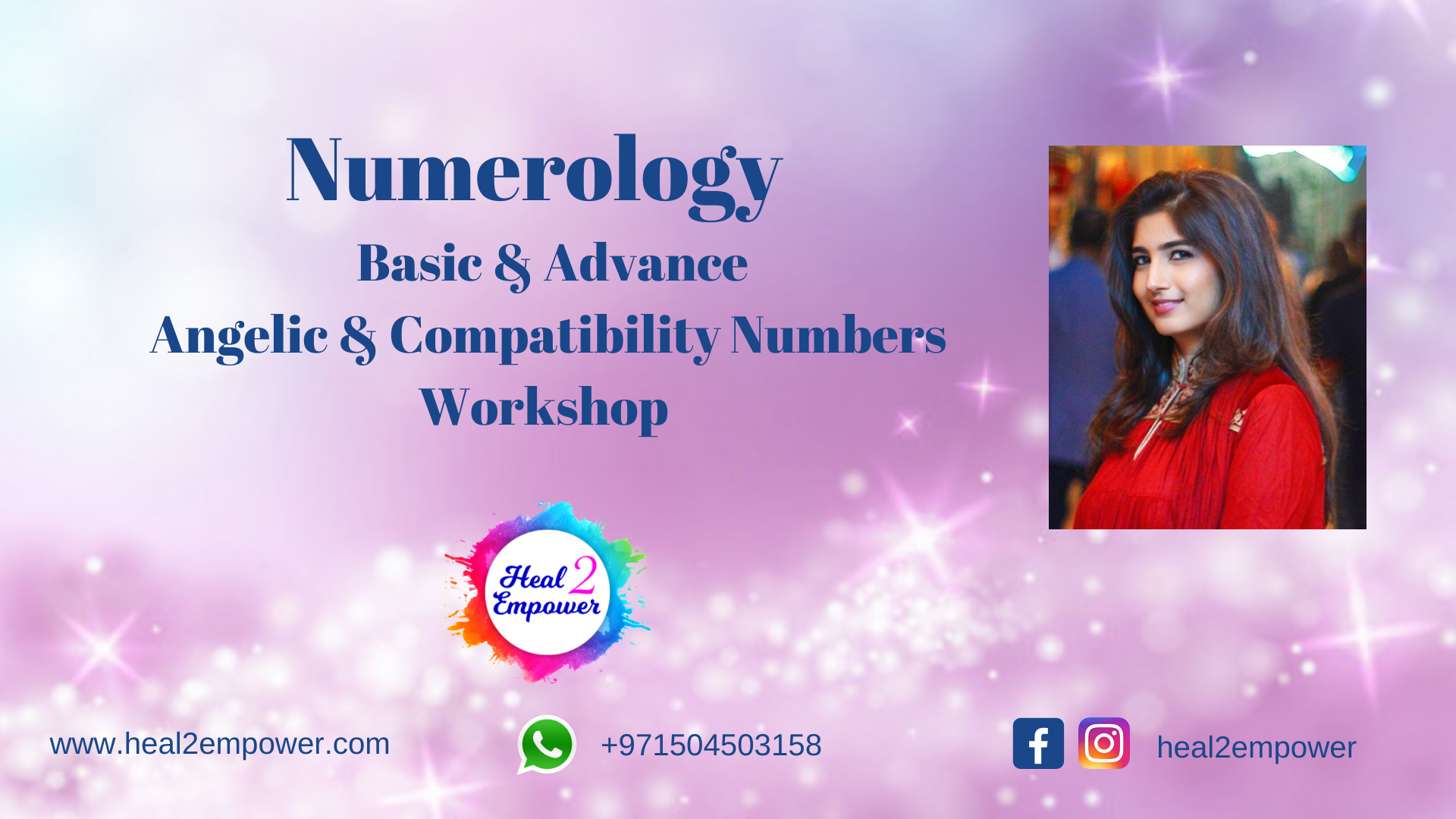 Numerology Course - August